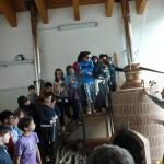 Lezione didattica in distilleria